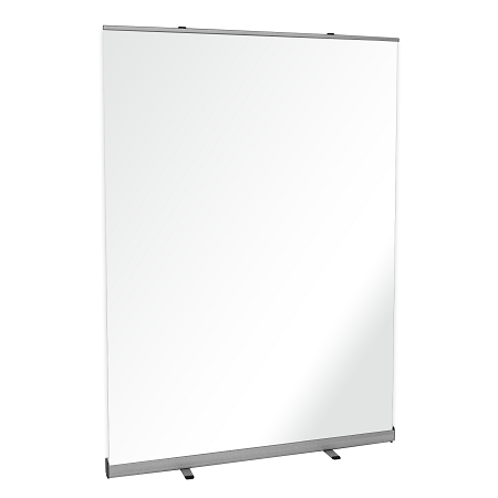 "59.5"" w x 78.5"" h Economy Retractable Banner Stand"