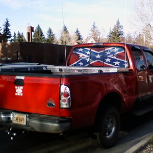 Rebel Flag Back Window Decals Full Color Wholesale Firefly - Back window decals for trucks