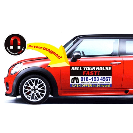 Looking For Car Magnets Vehicle Magnetics Of All Sizes At - Custom car magnets wholesale