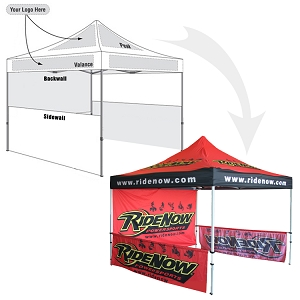 10x10 Pop-Up Tents