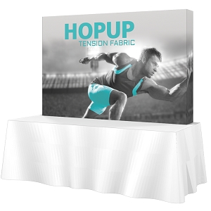3x2 Hop-Up Table Top Display
