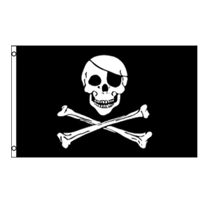 Pirate Flag (Regular) 3' x 5'