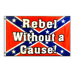 Rebel Without A Cause Flag 3' x 5'