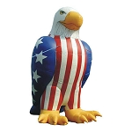 23ft American Eagle Balloon Inflatable Package