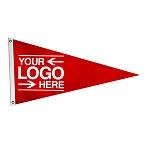 2' x 3' Triangle Pennant Flag