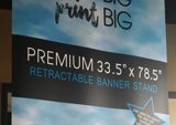 Ultra Premium Banner Stands
