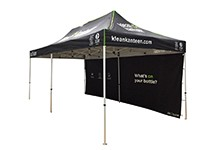 20ft Full Wall for Pop-up Tents