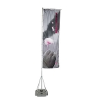 17ft Wind Dancer Outdoor Flag Pole