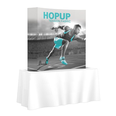2x2 Hop-Up Table Top Display