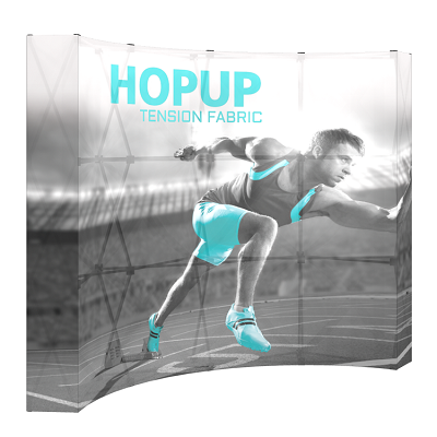 4x3 Hop-Up Display