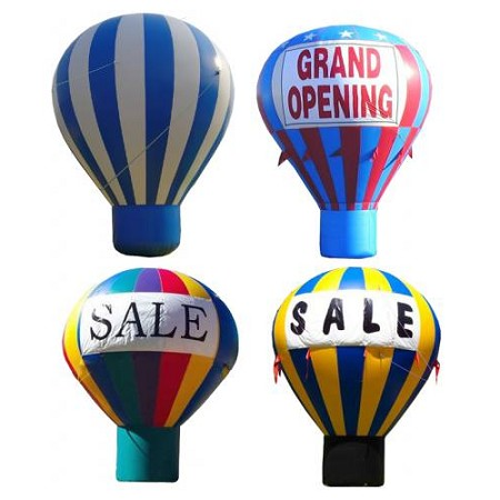 20ft Hot Air Balloon Inflatable Package