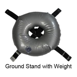 Ground Stand with Weight