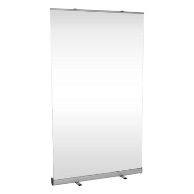 "47.25"" x 78.5""h Economy Retractable Banner Stand"